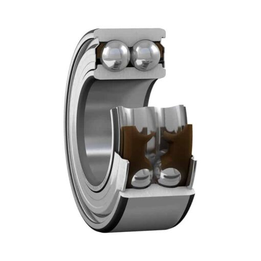 Representative image of 3208-BD-XL-2Z FAG Schaeffler Angular Contact Ball Bearing cross-reference