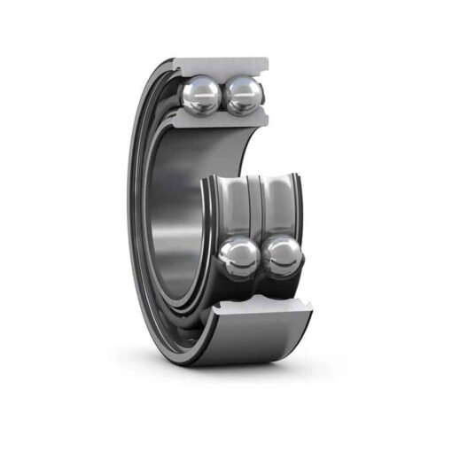 Representative image of 3218-M-C3 NKE Angular Contact Ball Bearing cross-reference