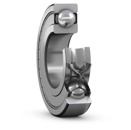 Representative image of 6004 ZZNR NSK Deep Groove Ball Bearing cross-reference