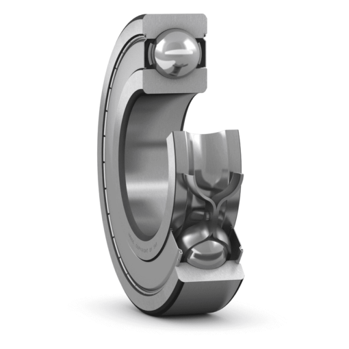 Representative image of 6007-2Z/LHT23 SKF Deep Groove Ball Bearing cross-reference