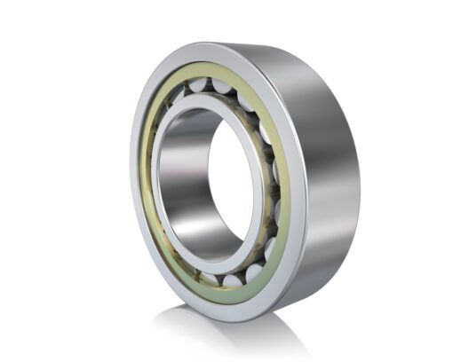 Representative image of NU214 EMC3 NSK Cylindrical Roller Bearing cross-reference